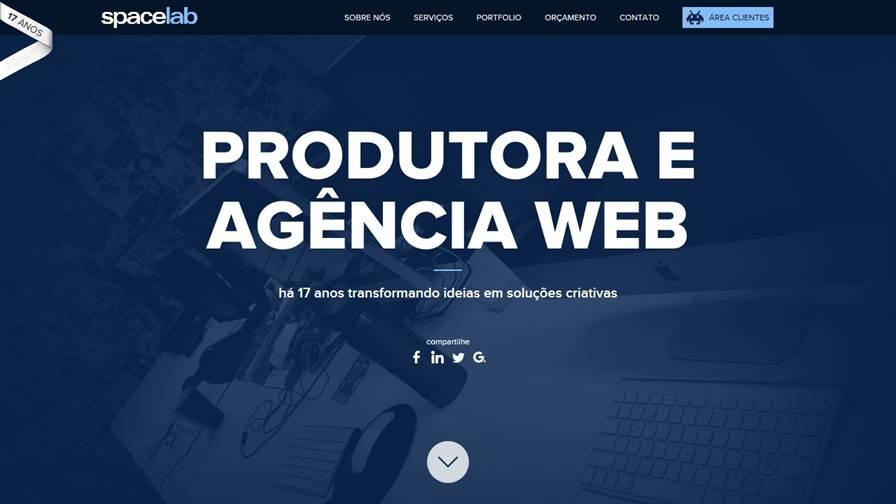 Spacelab Agência e Produtora Web