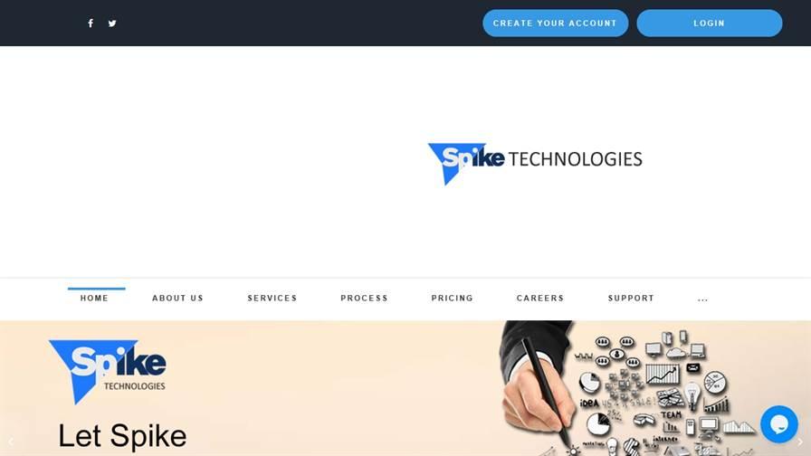 Spike Technologies Website | SEO | Android | Design Company in Tuticorin