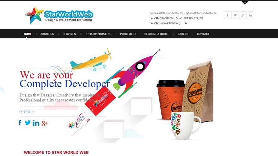 Star World Web