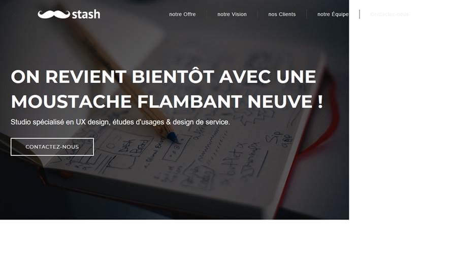 Stash - Agence UX design Lyon