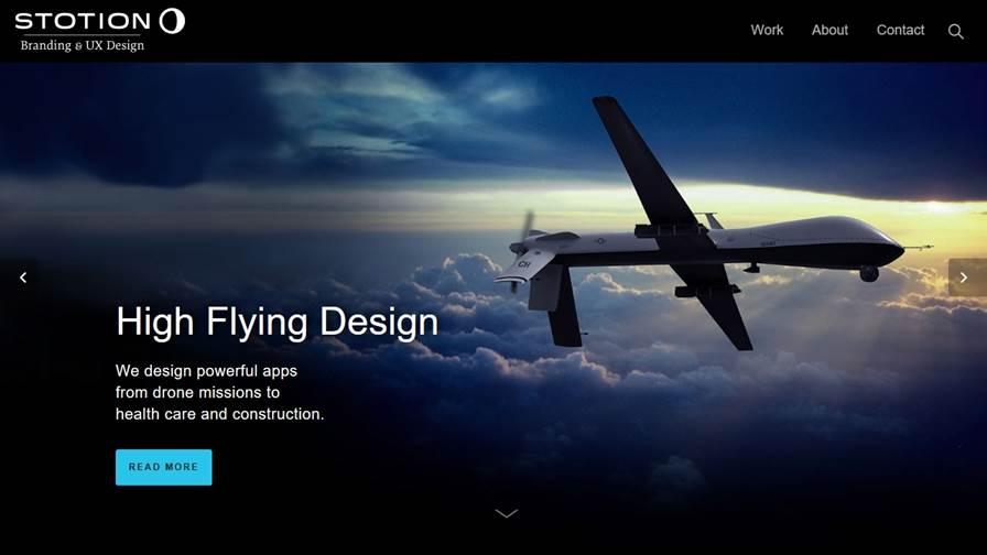 Stotion: Branding & UX Design