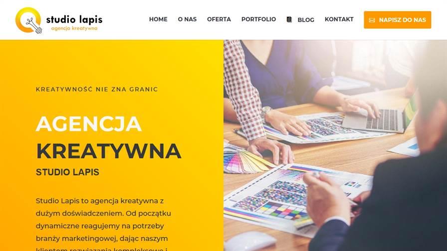 Studio Lapis - Agencja Kreatywna