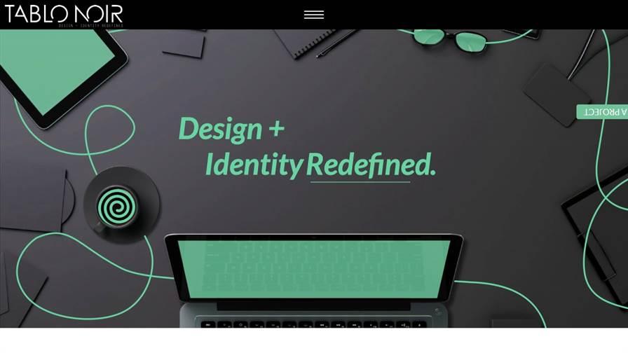 Tablo Noir - Branding and Web Design Agency