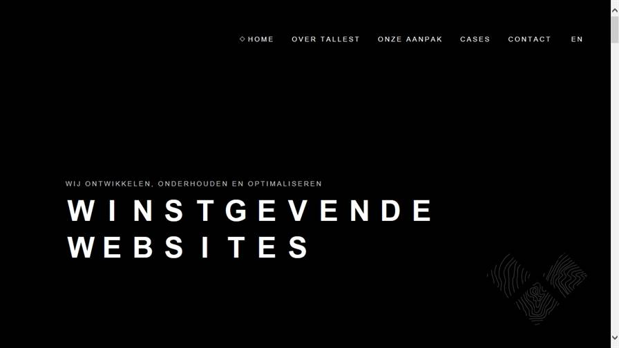Tallest – webdesign Eindhoven