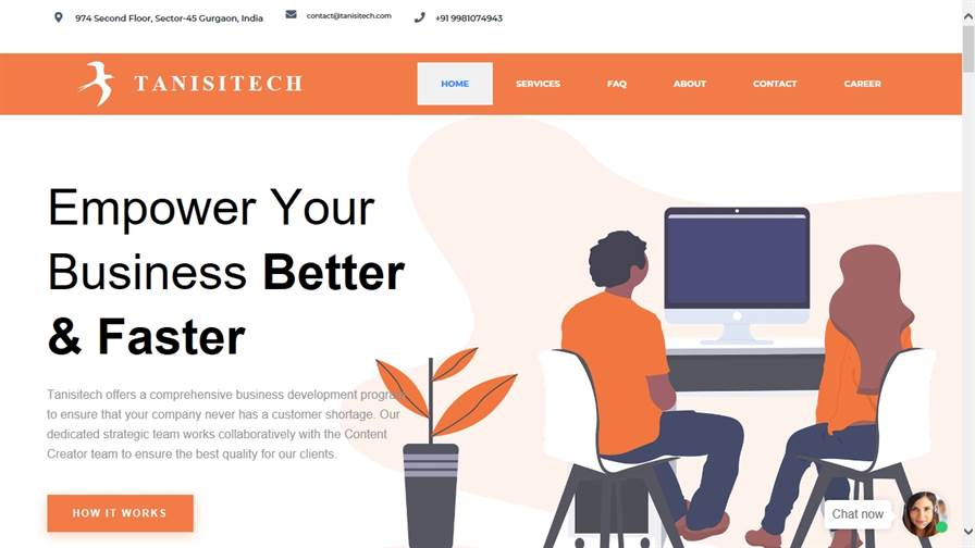 Tanisitech Marketing Services