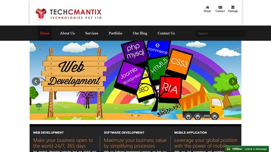 Techcmantix Technologies Pvt Ltd