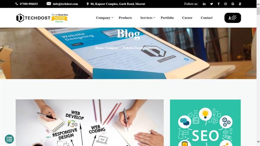 TechDost Services Pvt. Ltd.