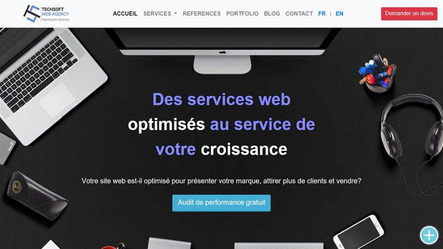 TechSoft Web Agency