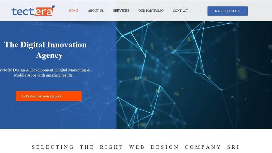 Tectera - Web Design Sri Lanka