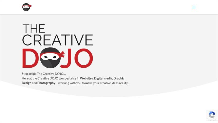 The Creative DOJO - Hobart based Website SEO and Graphic Design