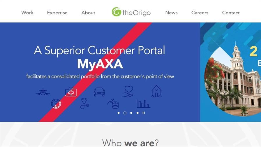 theOrigo - Hong Kong Digital Agency, Web Design, Enterprise CMS Solution and Online Marketing