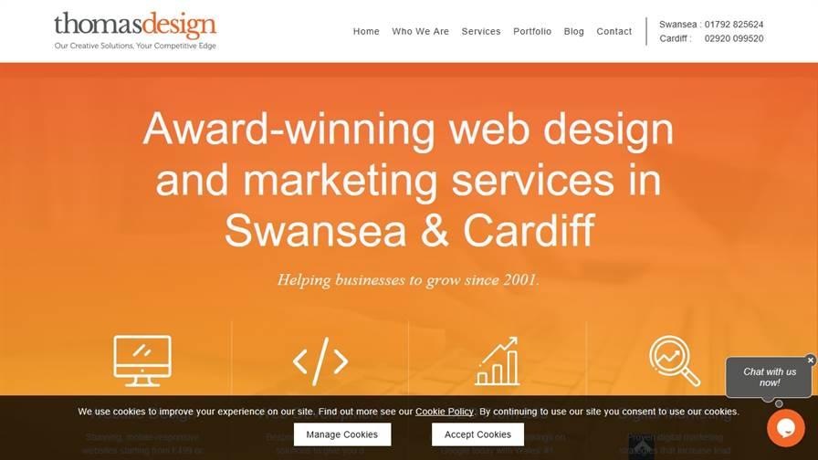 Thomas Design Cardiff