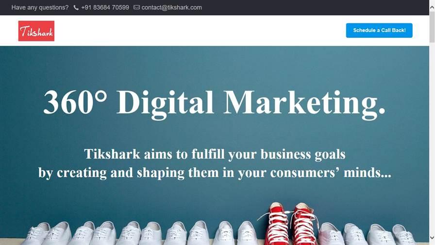 Tikshark Solutions Pvt Ltd