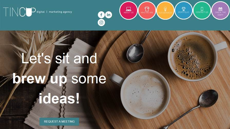 TinCup Digital | Marketing Agency