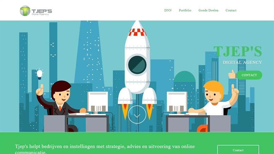 Tjep's digital agency