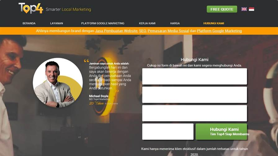Top4 Asia   Digital Marketing Agency