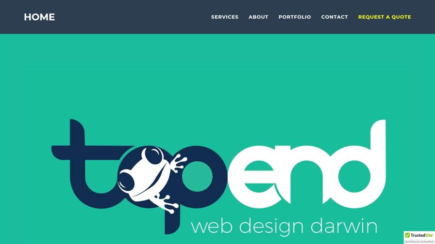 Top End Web Design Darwin