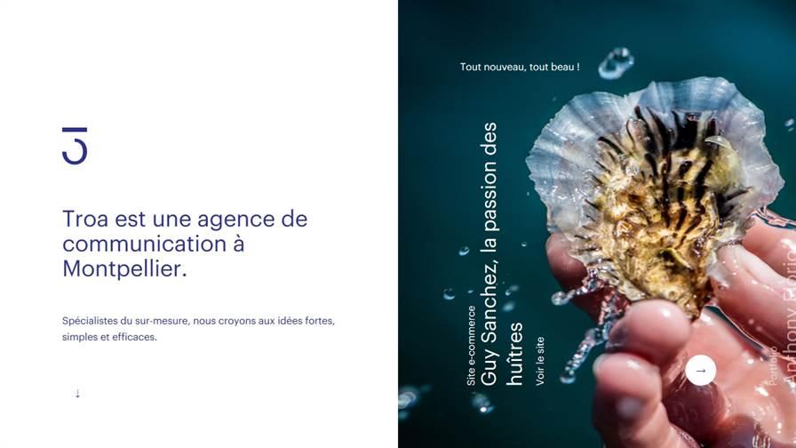 Troa, agence de communication Montpellier