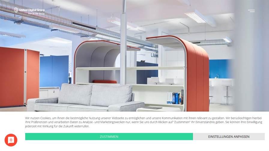 UDG Rhein-Main GmbH (Office Mainz)
