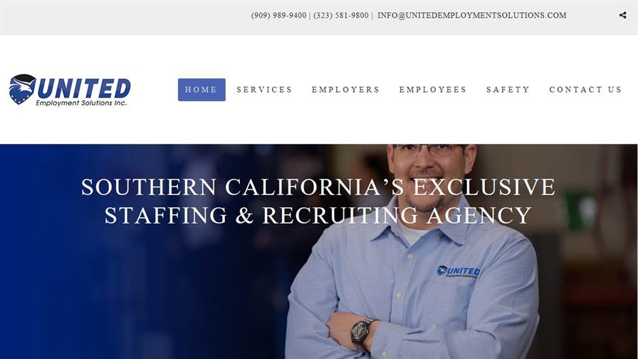United Employment Solutions Inc.