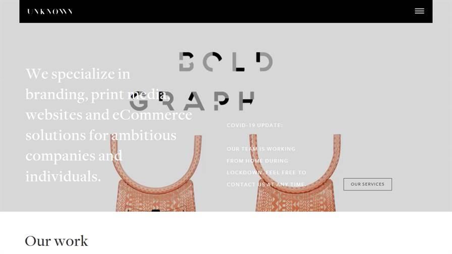 UNKNOWN Design Agency