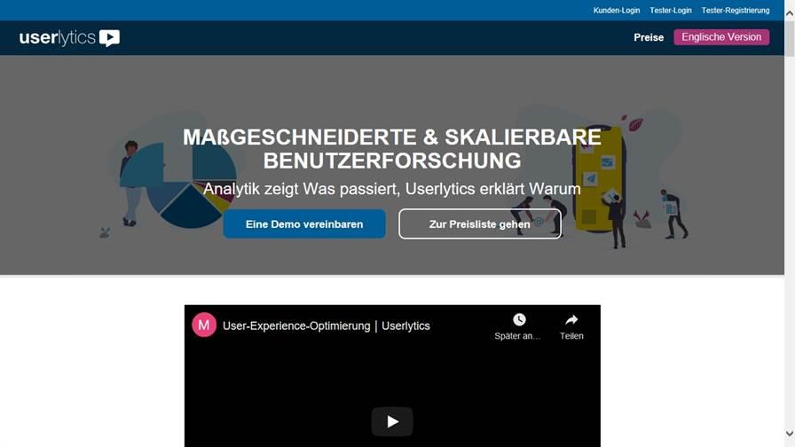 Userlytics Corporation