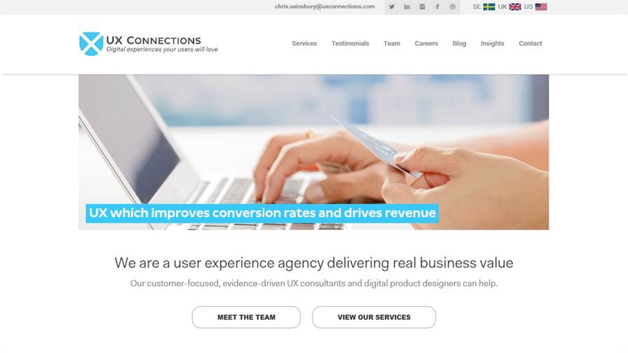 UX Connections