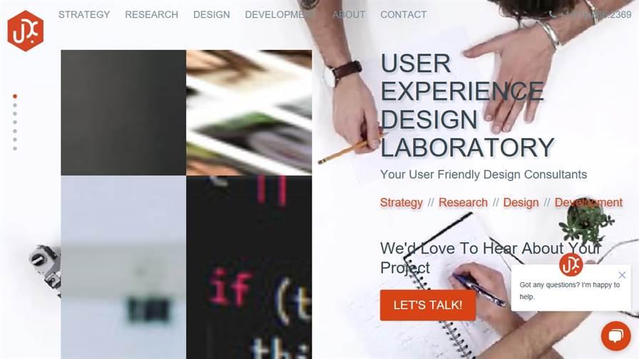 User Experience Design Laboratory