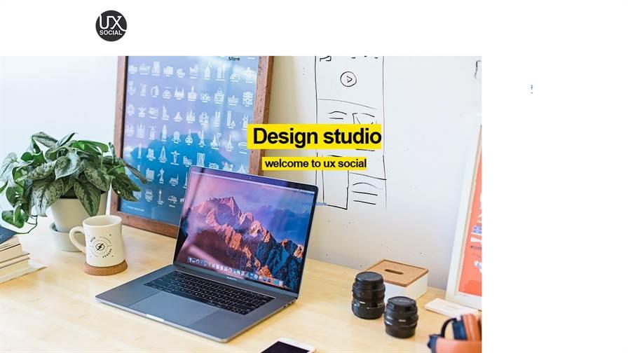 UX Social - Design Studio
