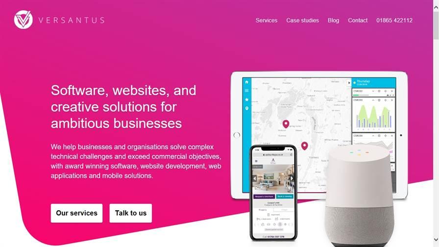 Versantus - Digital Specialists