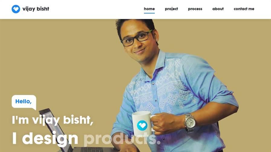 Vijay Singh - Freelance UI/UX designer