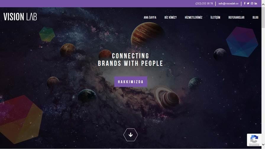 Vision Lab   Dijital İletişim ve Performans Ajansı