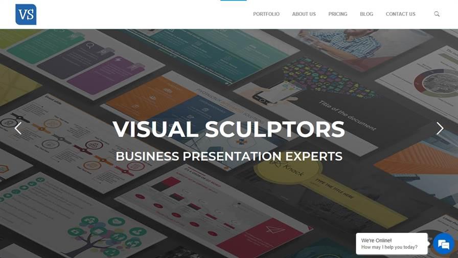 Visual Sculptors Design Services PVT LTD