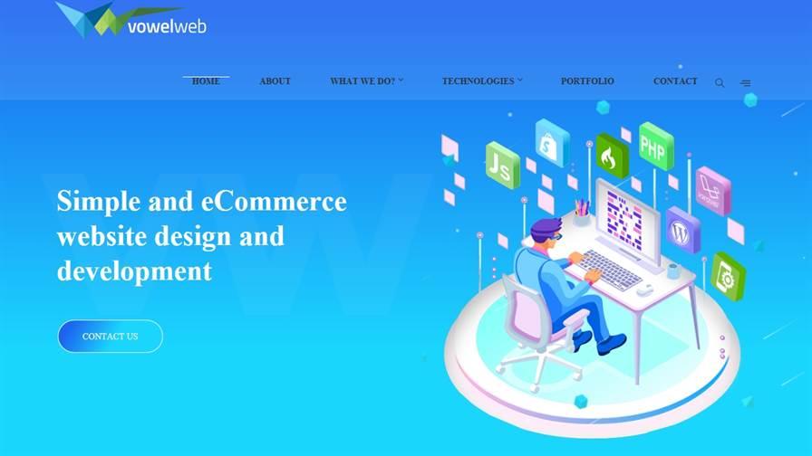 Vowel Web