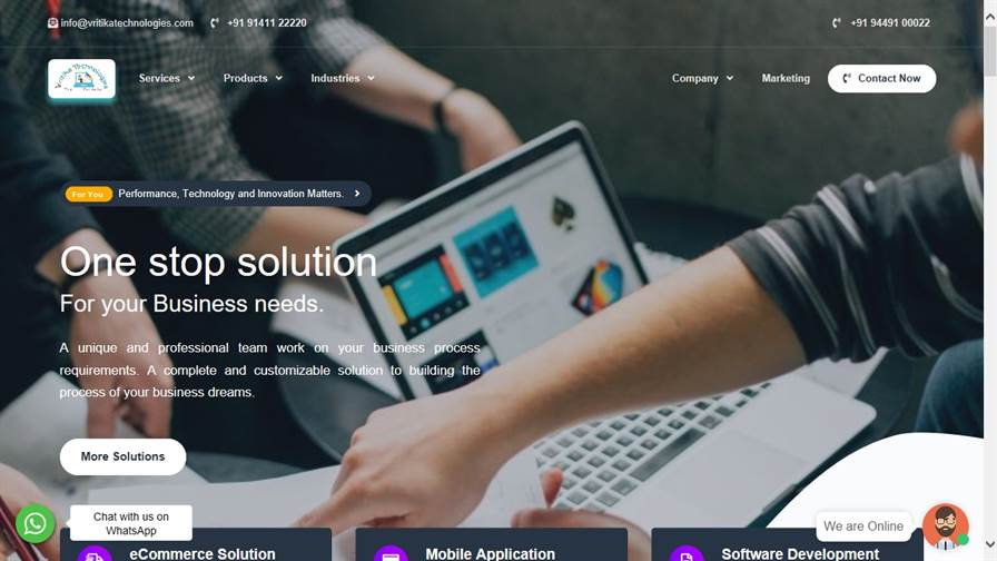 Vritika Technologies Pvt. Ltd.