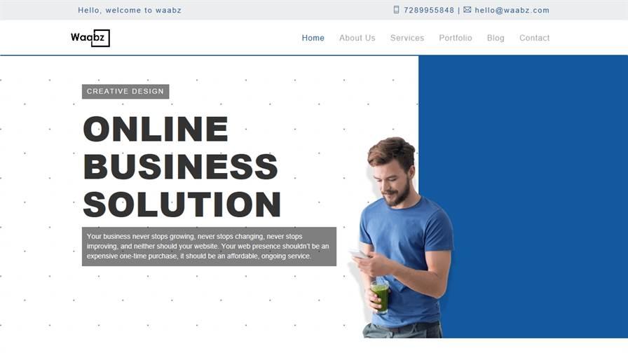 Waabz - best web design agency