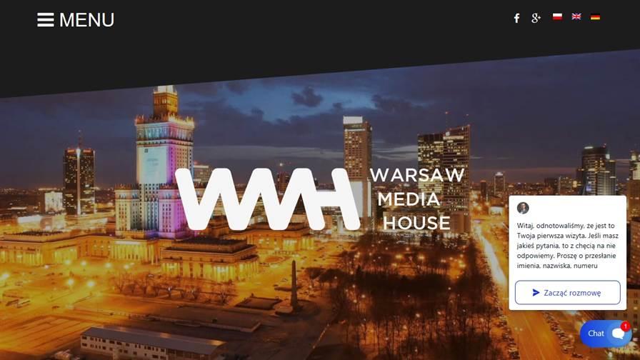 Komunikacja Warsaw Media House