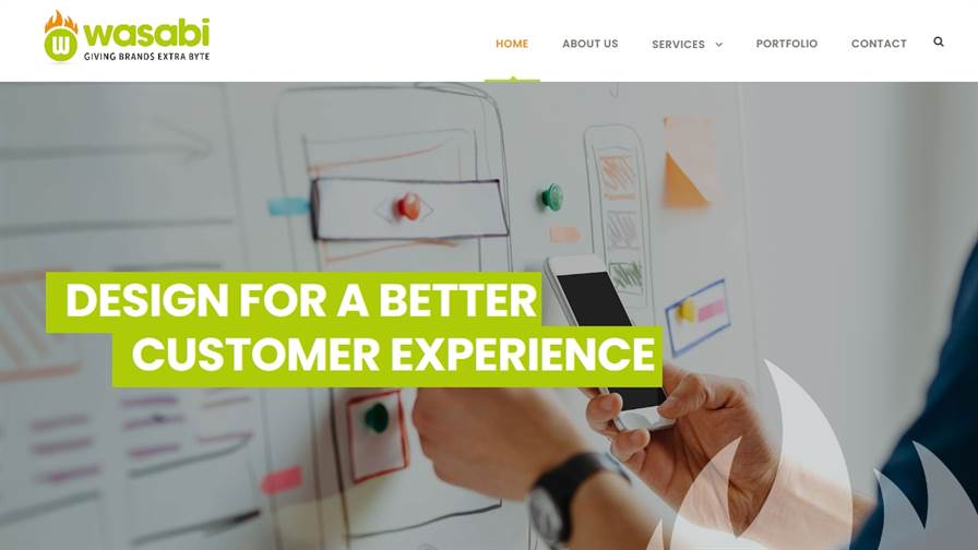 Wasabi Design and Marketing