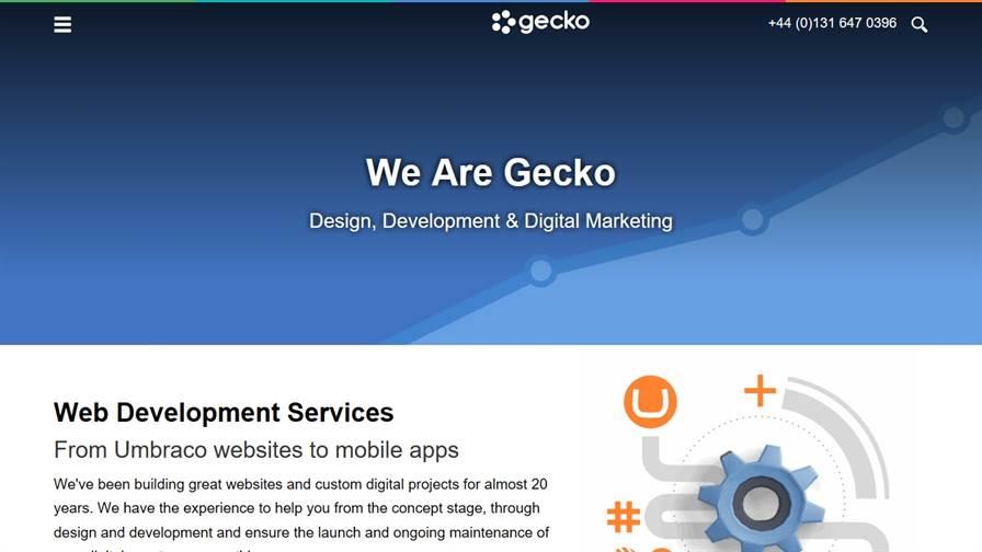 Gecko Agency Ltd