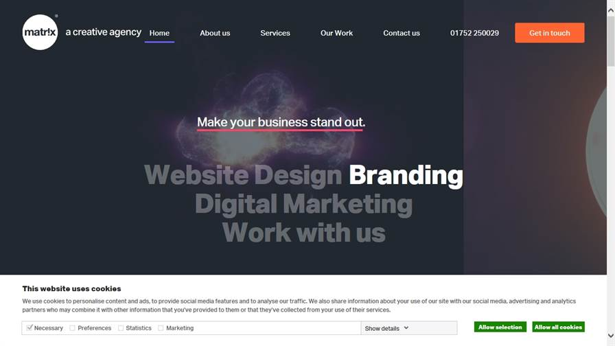 matrix - a creative agency