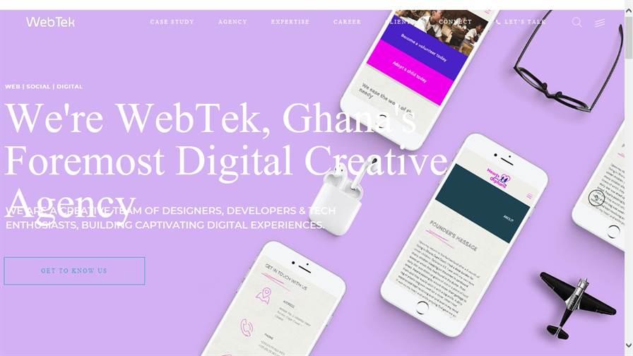 WebTek Ghana Limited