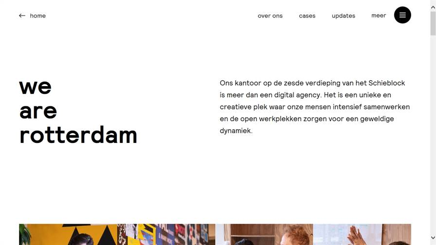 Digital agency Rotterdam | We are you