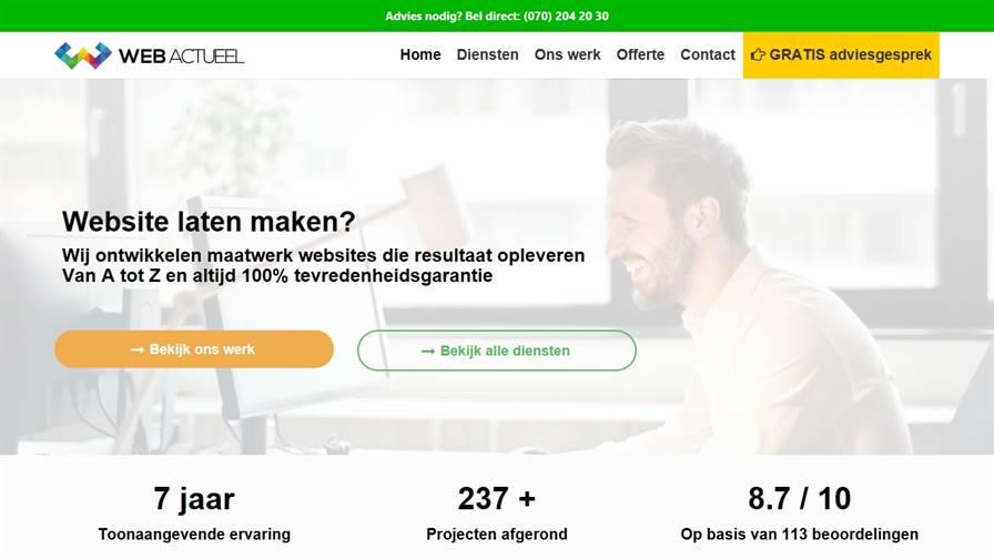 Webactueel - Webdesign & SEO
