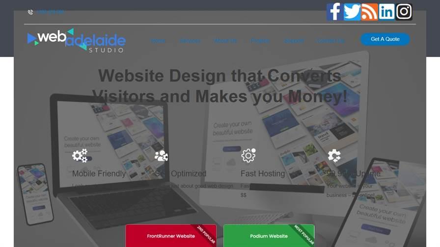 Web Adelaide Studio