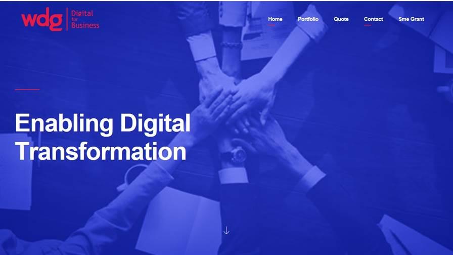 WDG - Web Digital Group Ltd