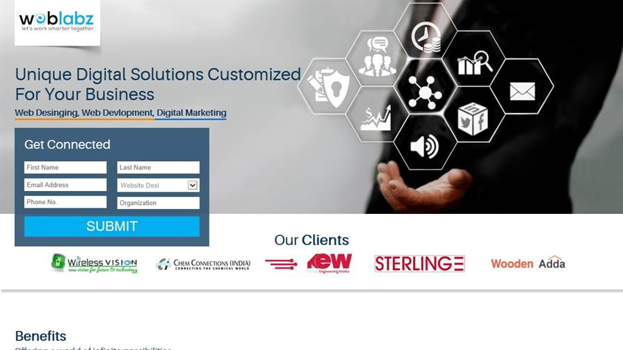 WebLabz:- Digital Marketing Agency Faridabad