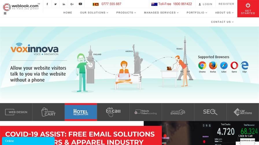 Weblook International Private Limited