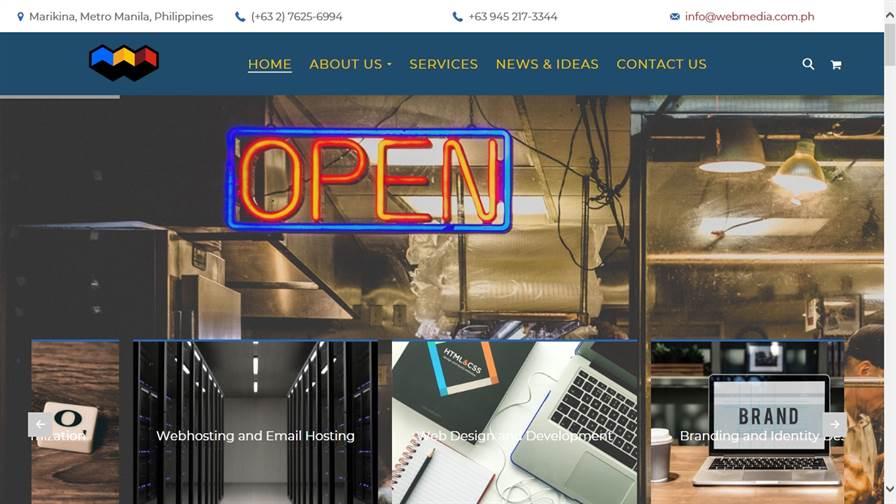 WebMedia PH | Design and Digital Agency