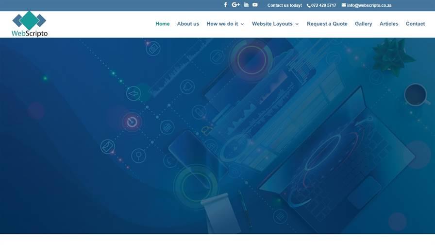 WebScripto Website Design