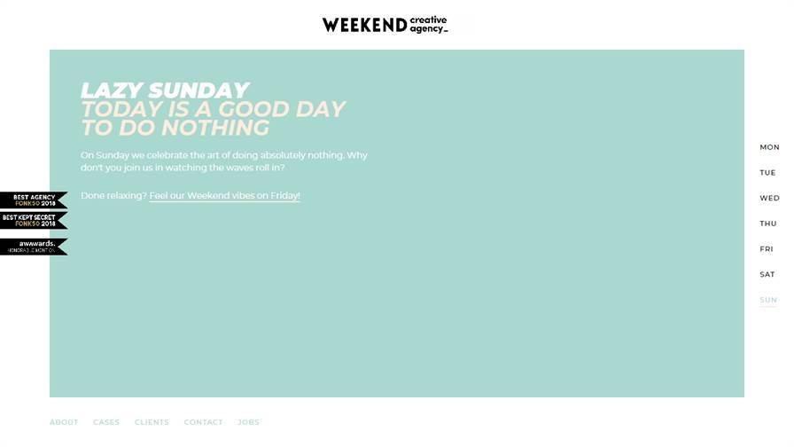 Weekend Creative Agency